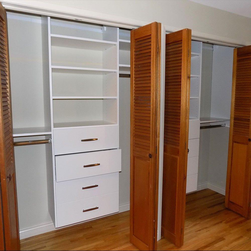 Closet Organization on a Budget