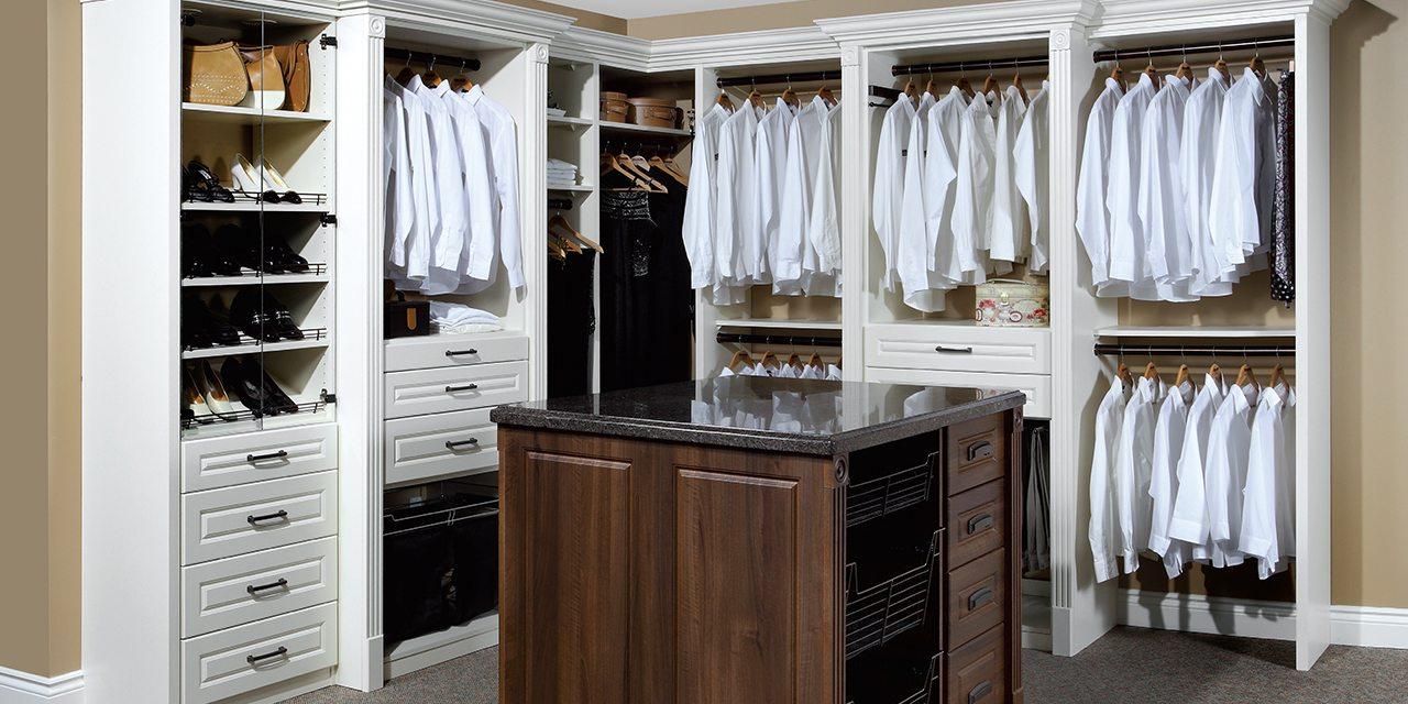 Custom Closet Organizers | Delta Closets