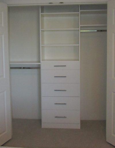 reach in closet system watt 3